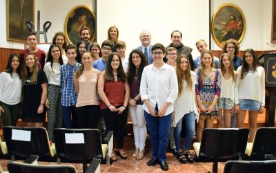 Entrega de premios del VIII Certamen Científico Profesor Carlos López