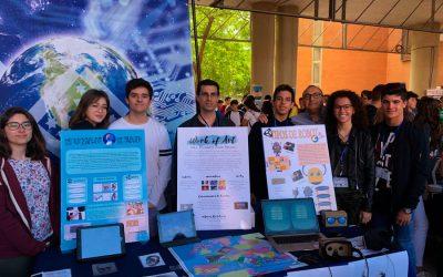 EL COLEGIO LICEO PARTICIPA EN LA FERIA ANDALUZA DE TECNOLOGÍA, FANTEC 2018, CELEBRADA EN MÁLAGA
