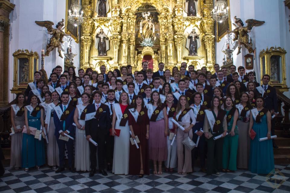 Acto de Graduación  2º de Bachillerato de la Promoción 2016-2018