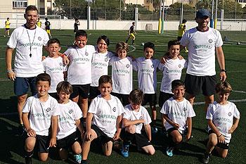 El colegio Liceo clausuró la temporada 17-18 de sus Escuelas de fútbol, que cuentan con 200 alumnos