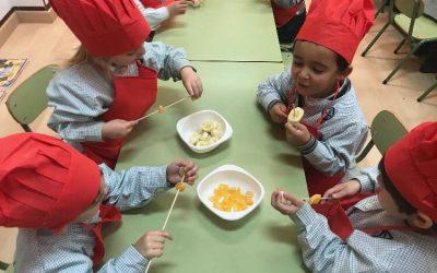 """""""Master Chef"""" Infantil Liceo"""