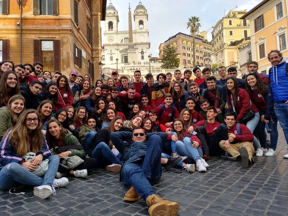 foto de Viaje de estudios Italia 2019 COLEGIO LICEO SAGRADO