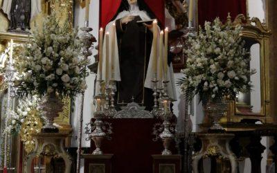 Santa Teresa de Jesús 2019